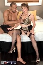 Classic Lingerie, Classic Girl, Brand-new Bea Cummins Scene