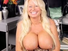 Getting To Know A Biggest titted, Hard-Nippled MILF