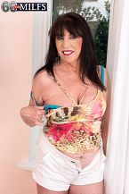 A fresh 70Plus SEXY HOUSEWIFE...Christina Starr!