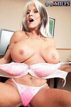 The horniest secretary ever